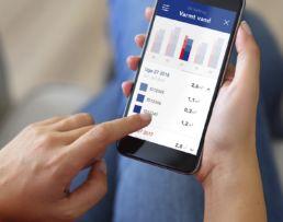 Brunata app til Iphone og Android